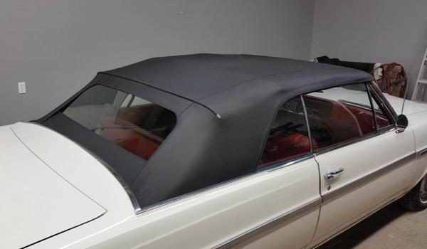 Convertible Top Repair >> Convertible Top Repair Ontario Mark S Auto Trim